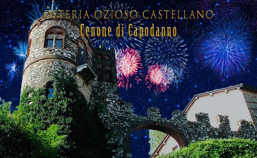 CAPODANNO OSTERIA OZIOSO CASTELLANO DESENZANO BRESCIA